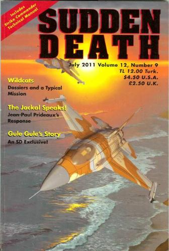 Cover of Sudden Death - July 2011 issue
